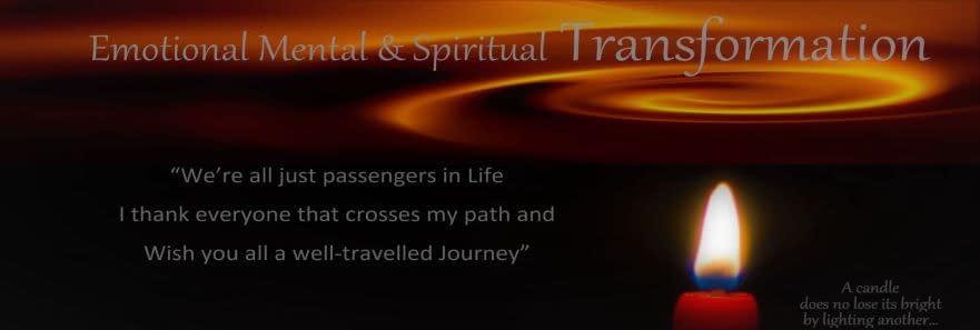 Emotional Mental & Spiritual Transformation